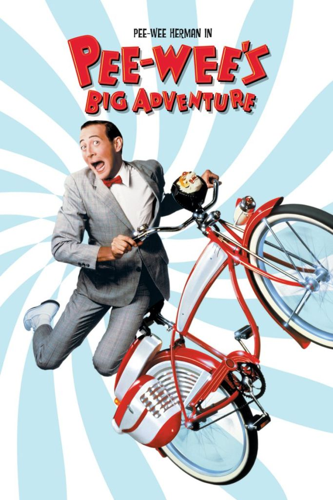 pee wee big adventure Ranking: Every Tim Burton Movie from Worst to Best