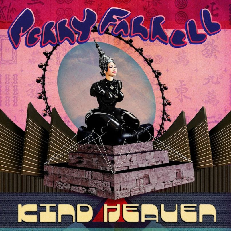 perry farrell kind heaven album cover artwork