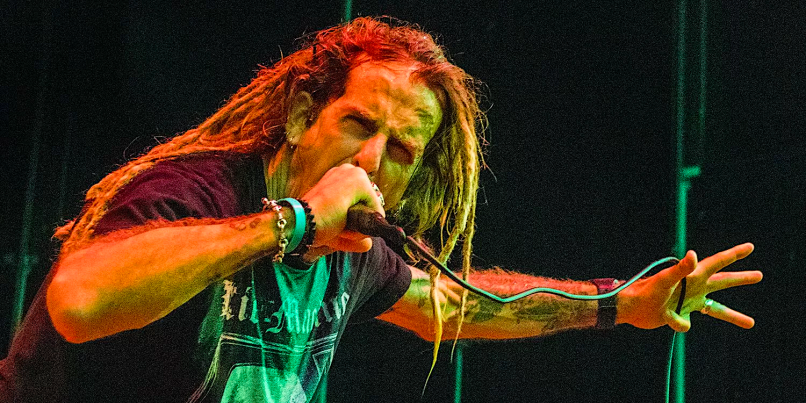Lamb of God's Randy Blythe