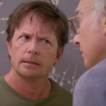 Michael J. Fox, Curb Your Enthusiasm, Donald Trump, Parkinson's