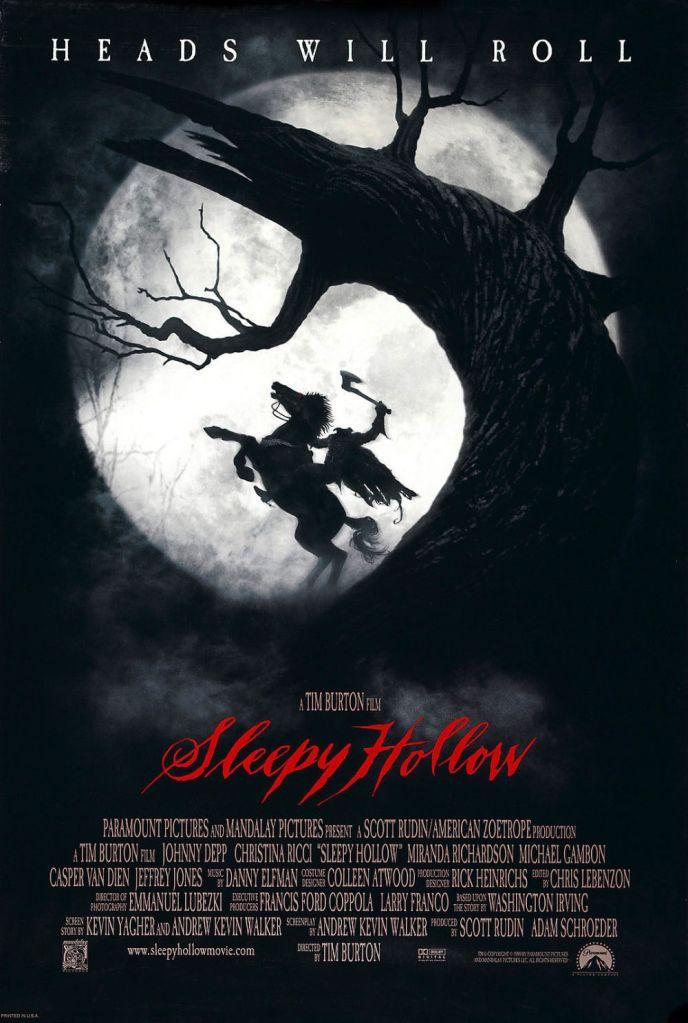 sleepy hollow Ranking: Every Tim Burton Movie from Worst to Best