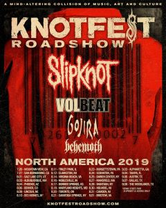 Slipknot Knotfest Roadshow