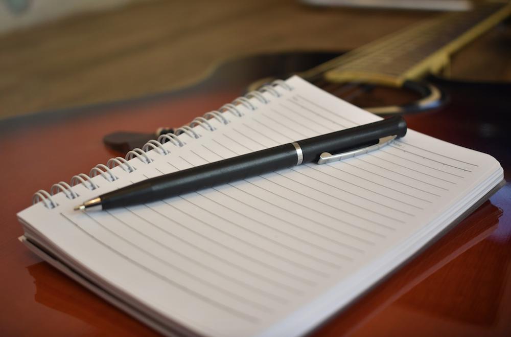 songwriting tricks luthi origins sleepwalkin