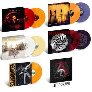 Soundgarden the sound of vinyl album of the month series 35th anniversary vinyl album release