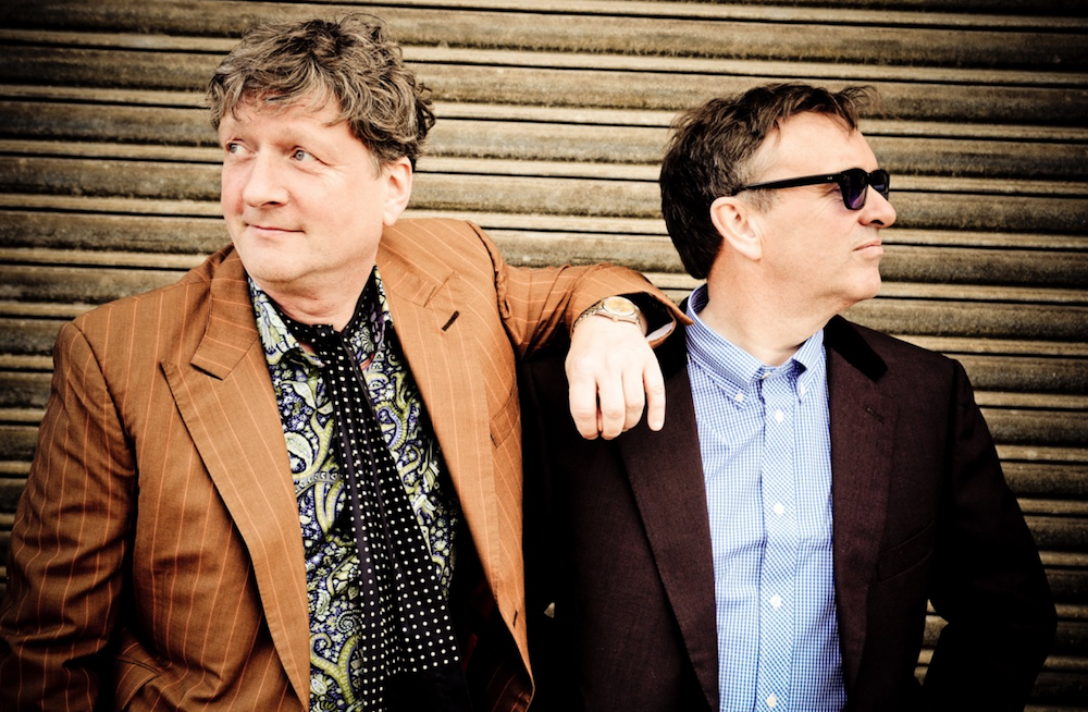 """Squeeze announce """"The Difford & Tilbrook Songbook Tour ..."""