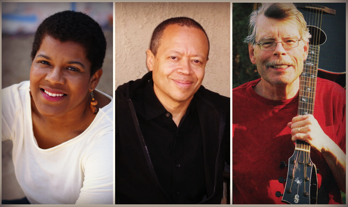 Tananarive Due and Steven Barnes on Jamming with Stephen King and the Enduring Power of Genre Writing