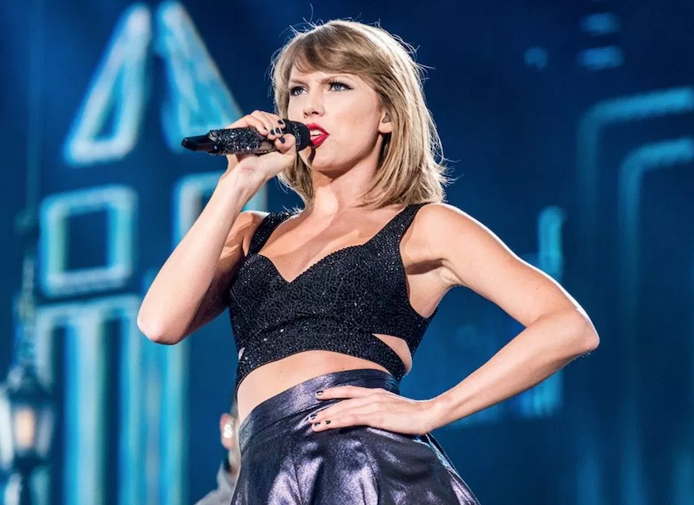 Taylor Swift Launches Countdown Clock, New Music Imminent ...