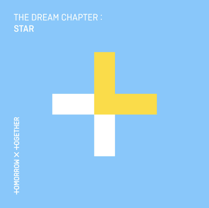 TXT Tomorrow X Together The Dream Chapter: STAR crown new album debut release