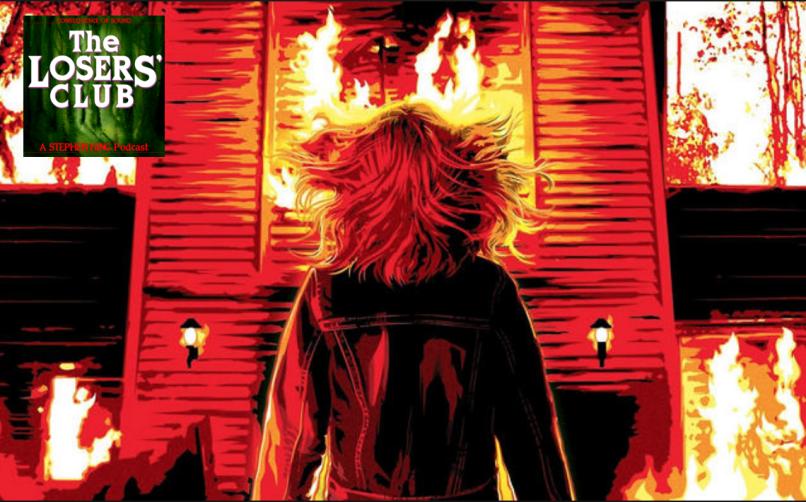 Firestarter, Stephen King, Books, Horror Movies, Novel