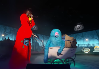 "Tierra Whack ""Only Child"" ""Hungry Hippos"" Kimmel performance video Whack World"