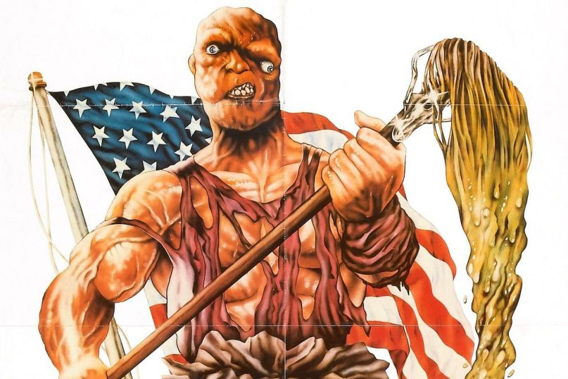 The Toxic Avenger, Troma, Reboot, Macon Blair, Splatter