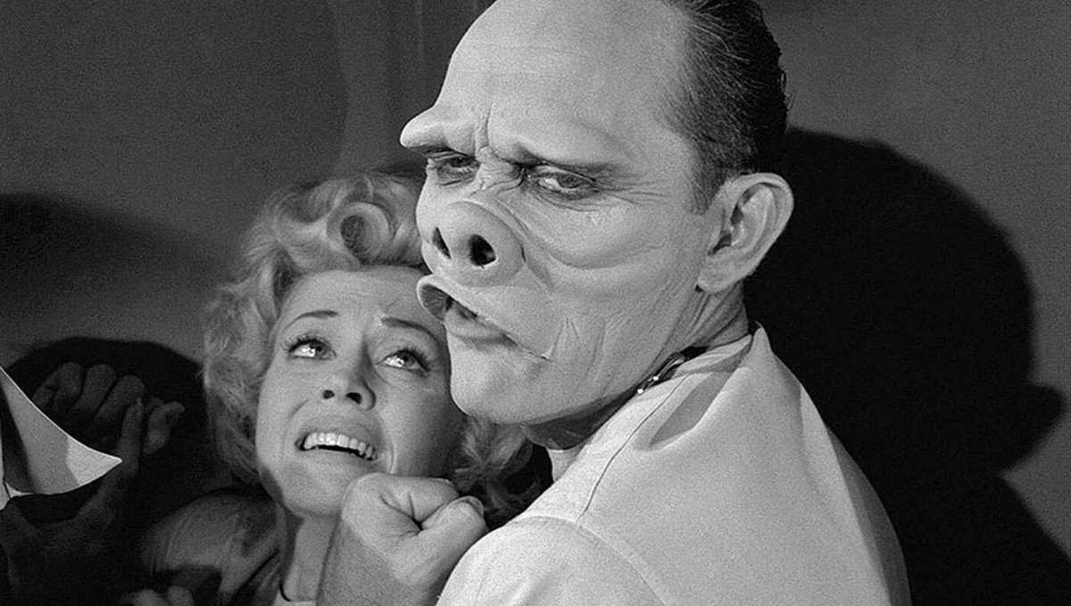 twilight zone eye of the beholder 01 The Twilight Zone in 10 Episodes: Rod Serlings Greatest Hits