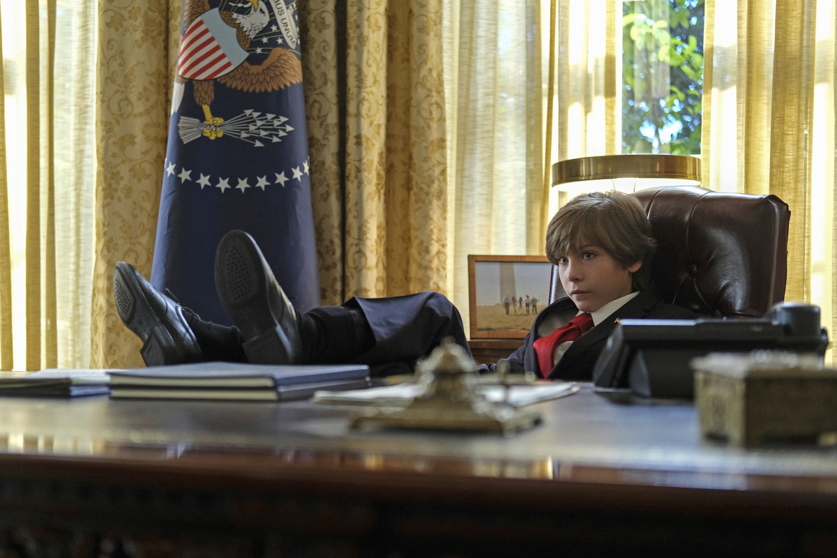 Jakob Tremblay, The Twilight Zone, CBS All Access, The Wunderkind