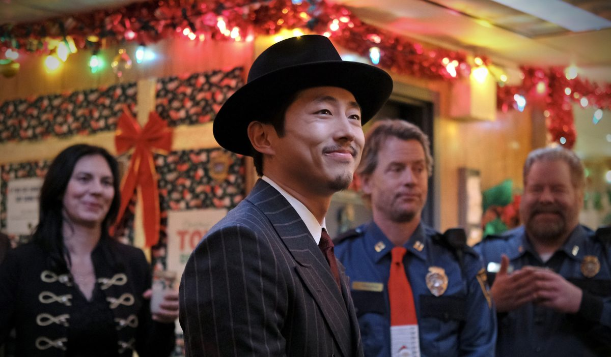 Steven Yeun, The Twilight Zone, CBS All Access, A Traveler