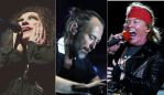 The Cure (Debi Del Grande), Thom Yorke (Killian Young), Guns N' Roses
