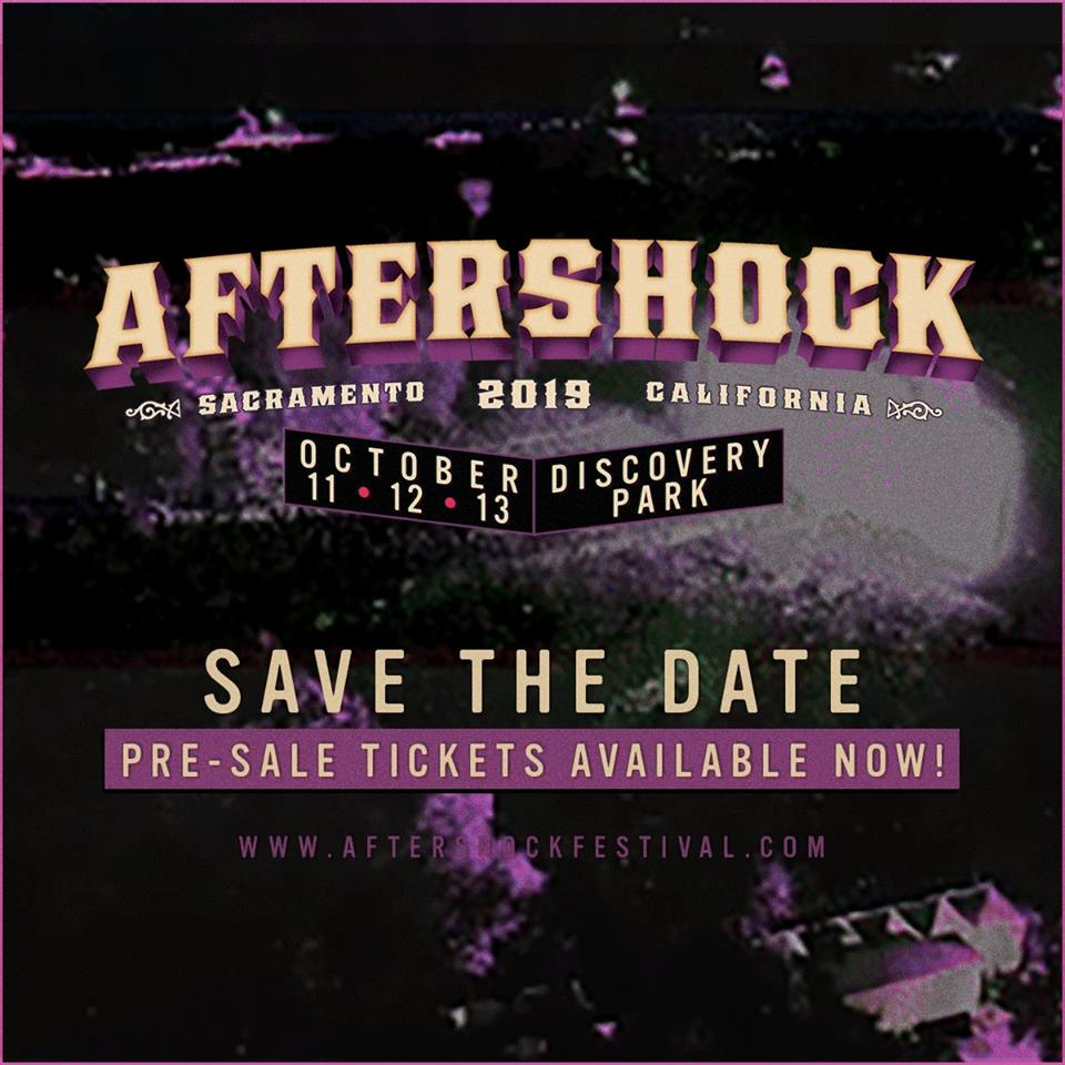 Aftershock Festival 2019