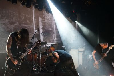 Amenra at Brooklyn's Warsaw