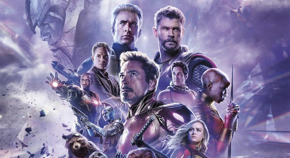Avengers endgame box office highest grossing