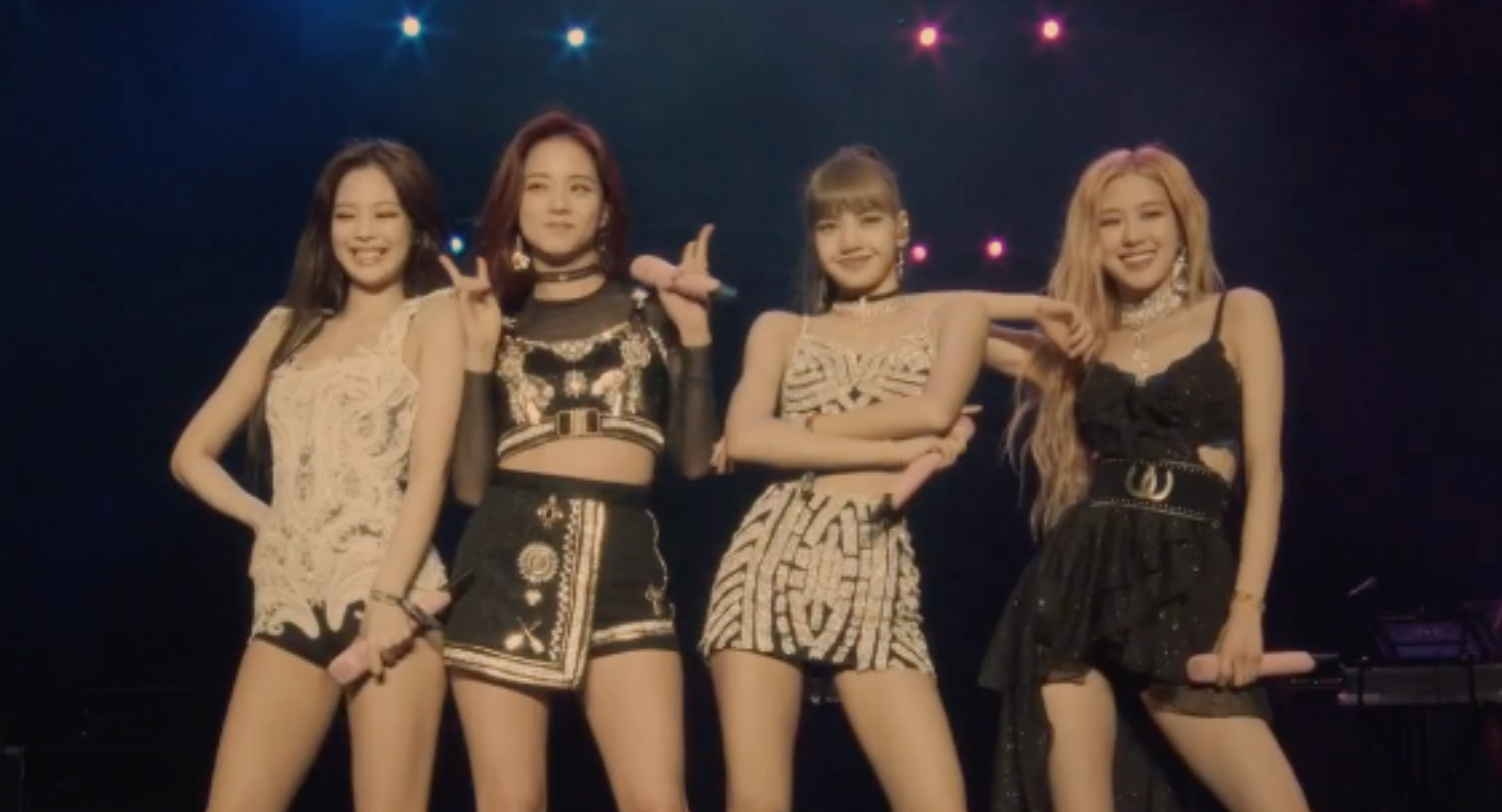 Blackpink Become First K-Pop Girl Group To Play Coachella -8746