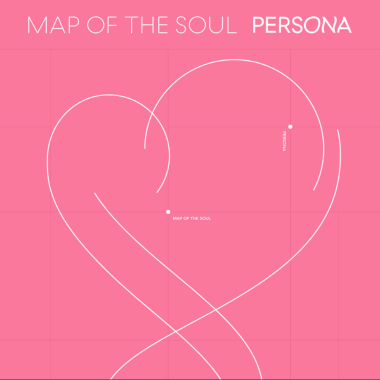 BTS Map of the Soul Persona artwork