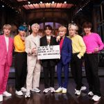 BTS on Saturday Night Live