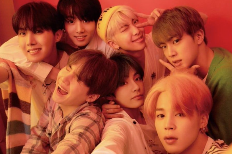 Bts Announce Ed Sheeran Collaboration Make It Right