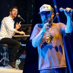 Ben Folds and Cake, photo by Ben Kaye 2019 summer west coast co-headlining tour dates