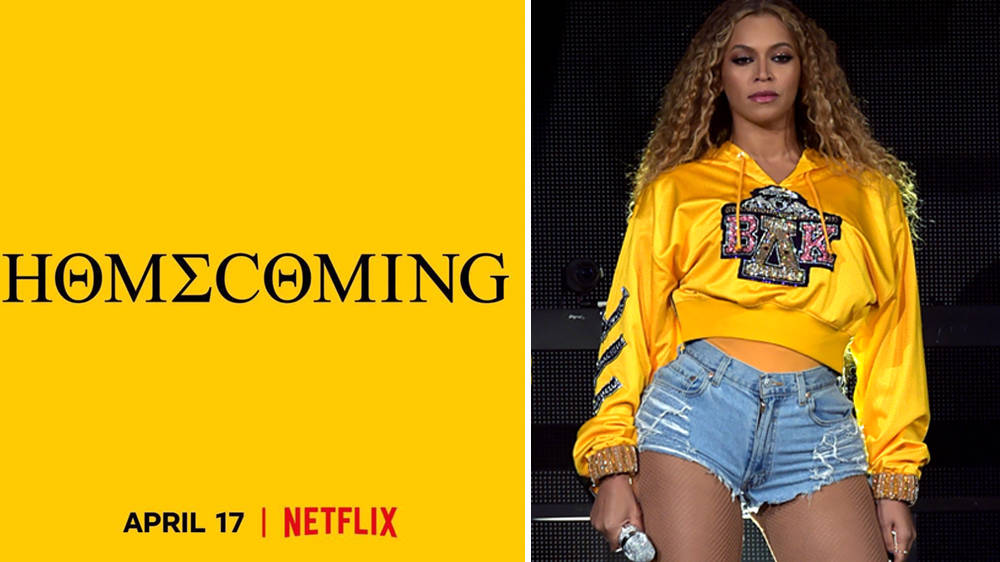 Watch Beyoncé's Coachella Documentary Homecoming on ... Beyonce Homecoming