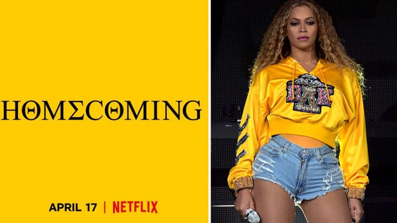 Beyonce's Homecoming