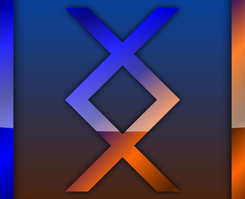 CLARA-NOVA Free Origins XX nordic rune