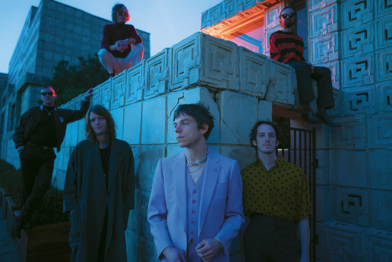Cage the Elephant premiere new