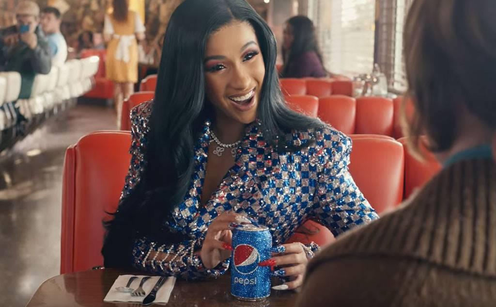 Cardi B - Pepsi Commercial