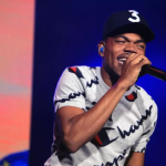 "Chance the Rapper new song Lil Yachty ""Atlanta House Freestyle"" and Supa Bwe single ""Rememory"", photo by Heather Kaplan"
