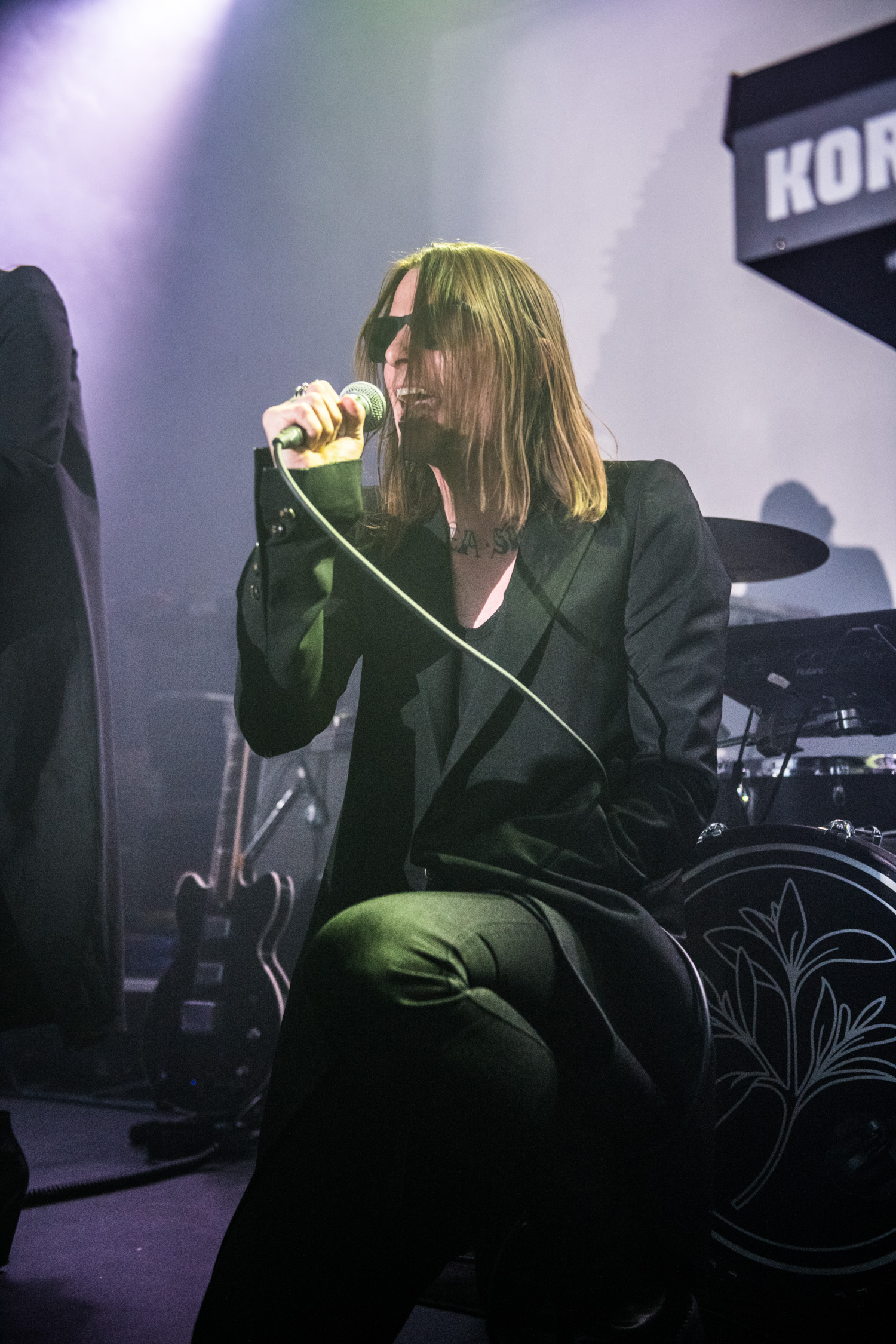 Cold Cave at Music Hall of Williamsburg