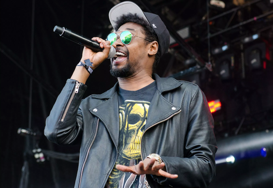Danny Brown reveals Q-Tip executive produced his new album, U Know What I'm Sayin?