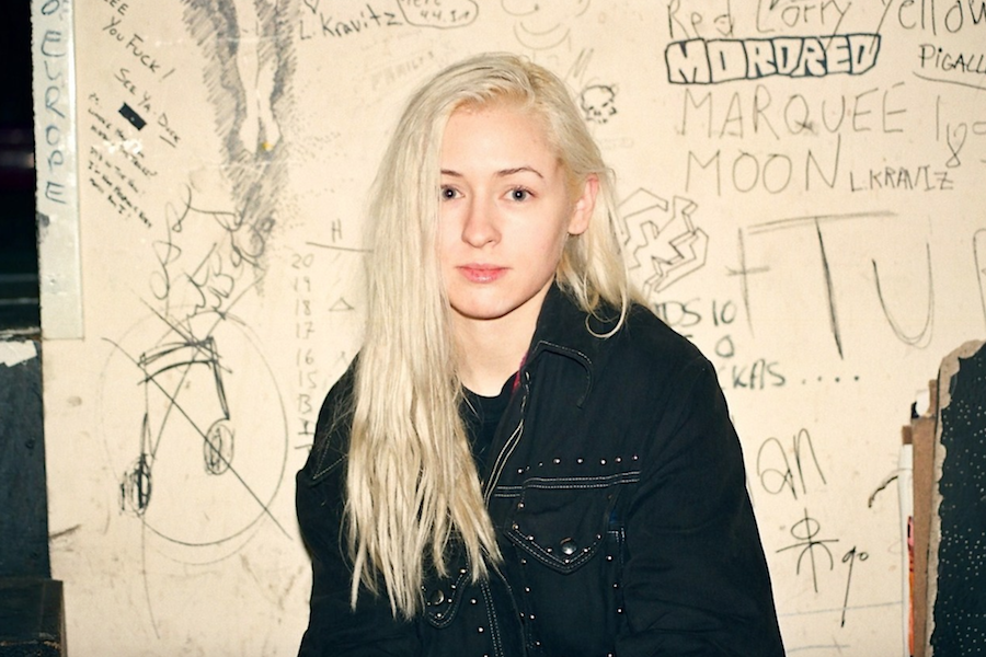 D'arcy Wretzky hits the studio for first time since 1999