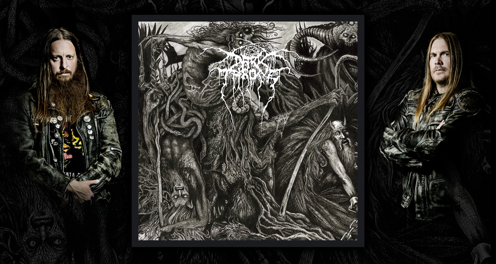 Darkthrone with Old Star album cover