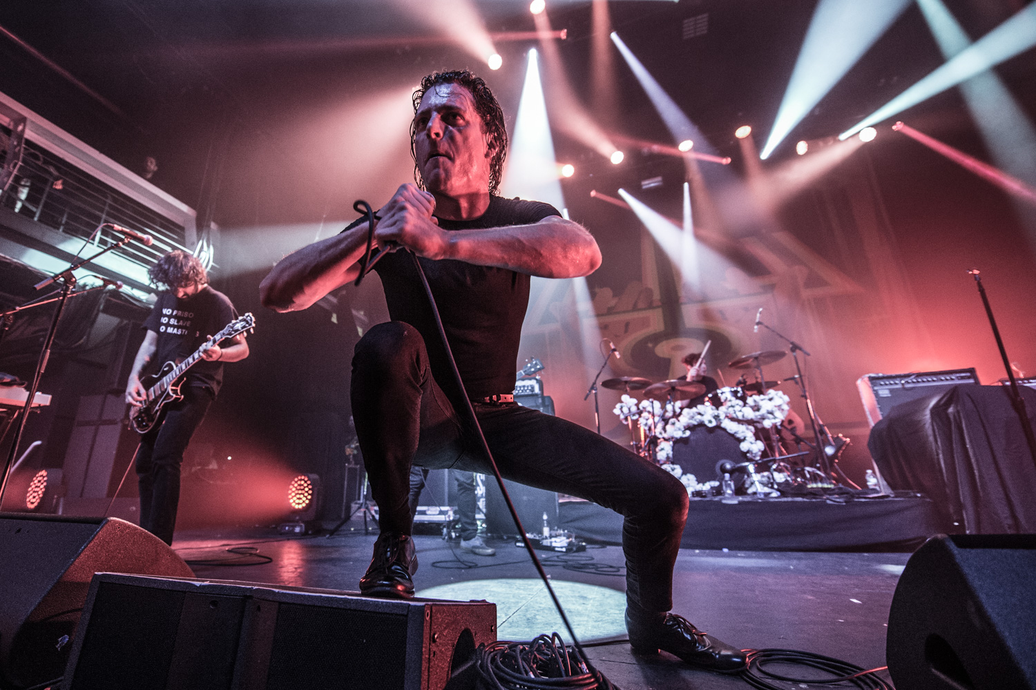 Deafheaven at Terminal 5 in NYC