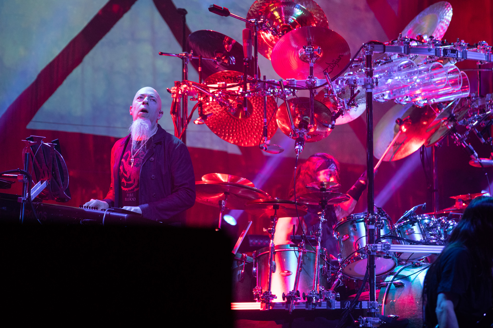 Dream Theater Beacon Theatre NYC 2019 22 In Photos: Dream Theater Take Fans Down Memory Lane at New Yorks Beacon Theatre (4/12)