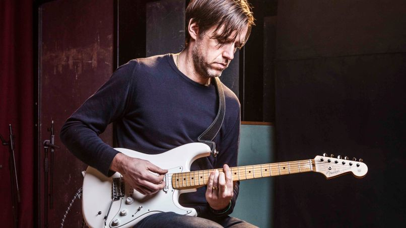 Ed O'Brien of Radiohead