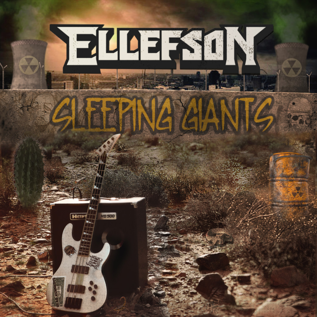 Ellefson - Sleeping Giants