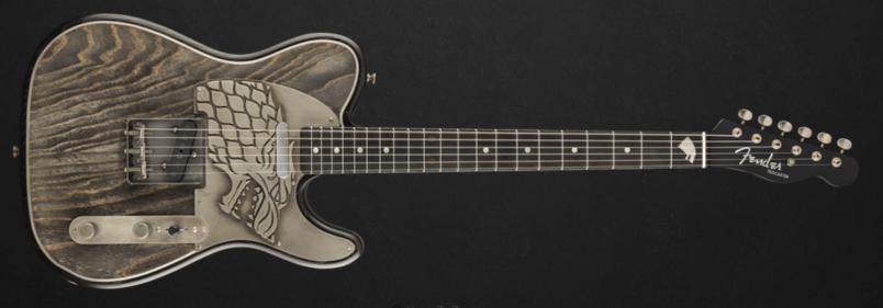 Fender House Stark Telecaster