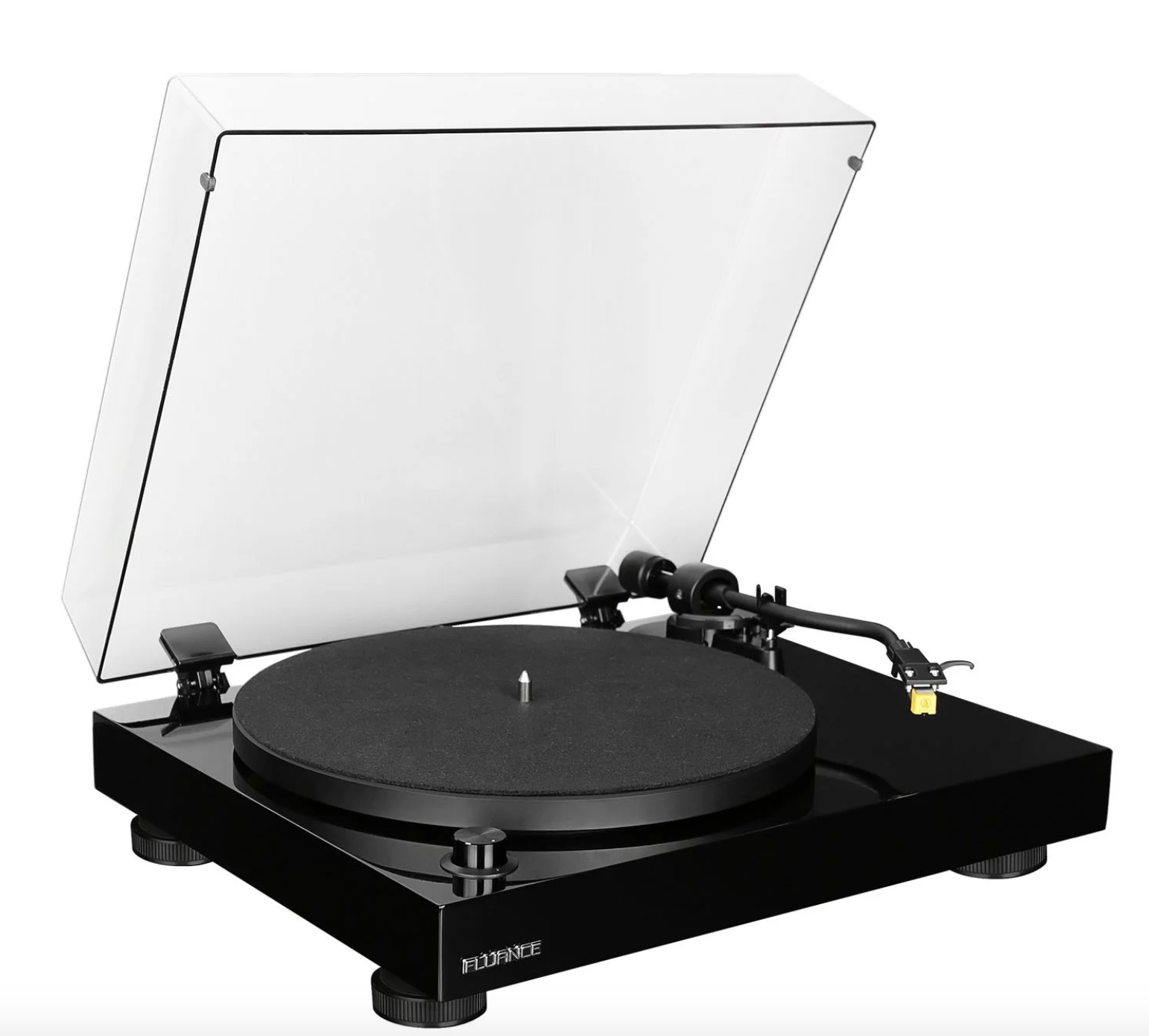 Fluance RT80 win record store day turntable high-fidelity win
