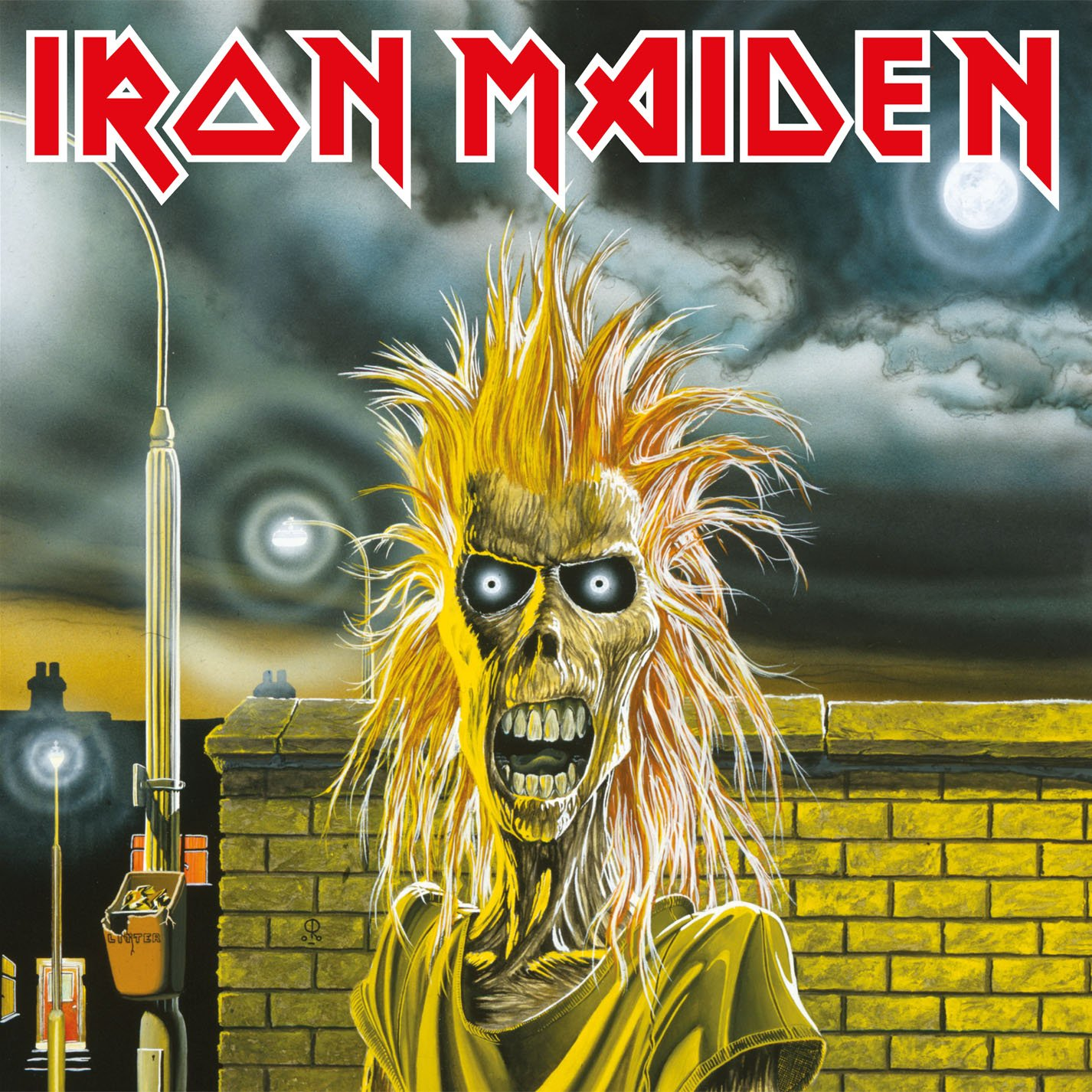 39 Years Ago, Iron Maiden Unleash Debut Album … and Eddie