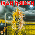 Iron Maiden debut album