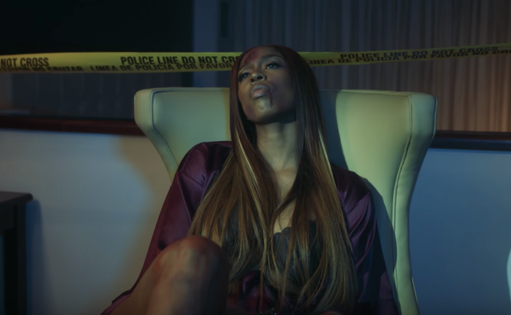 Kash Doll tells the dark tale of a dancer in video for new