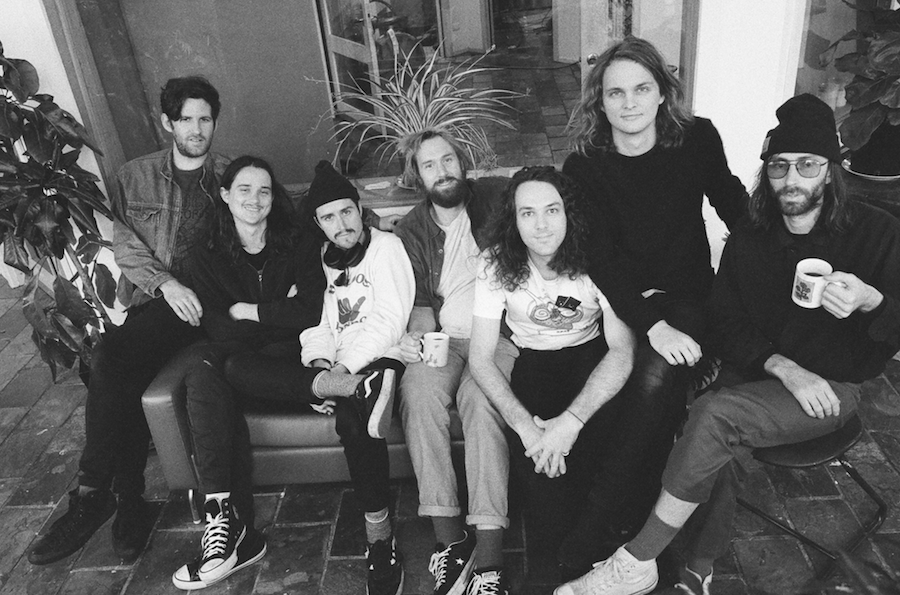 King Gizzard The Lizard Wizard Share New Album Fishing For Fishies Stream Consequence Of Sound