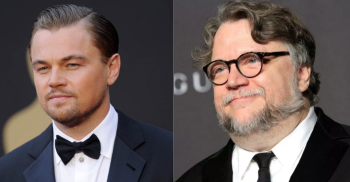 Leo DiCaprio and Guillermo del Toro