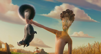 "Lil Dicky's video for ""Earth"""