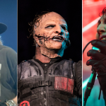 Guns N' Roses, Slipknot (David Brendan Hall), Marilyn Manson (Philip Cosores)